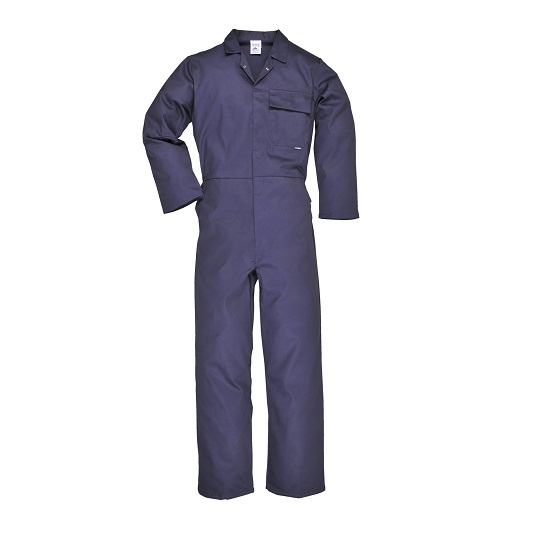 Stud Coverall Navy Tall 33 i/l