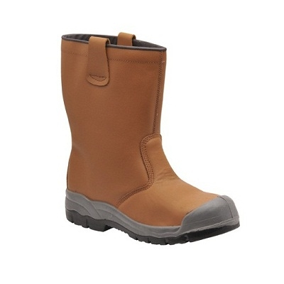 PORTWEST FW13 TAN LINED RIGGER BOOTS
