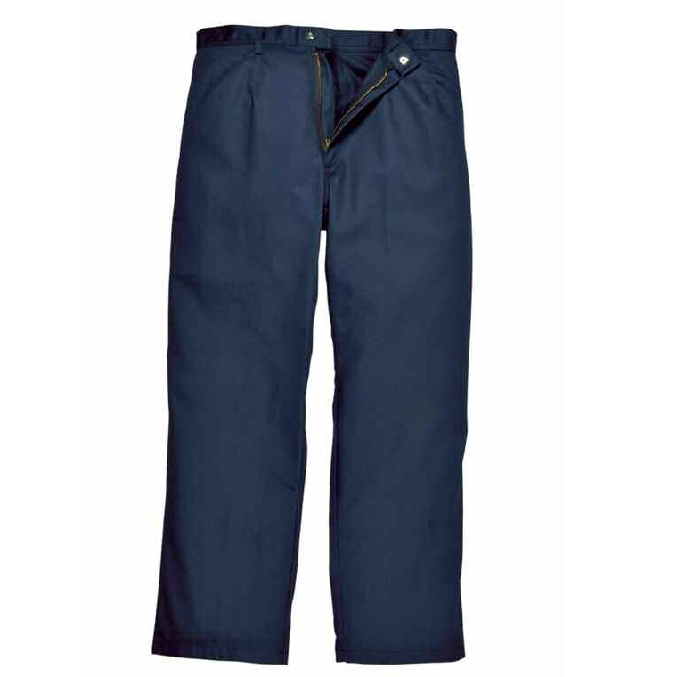 PORTWEST BIZWELD TROUSERS - NAVY