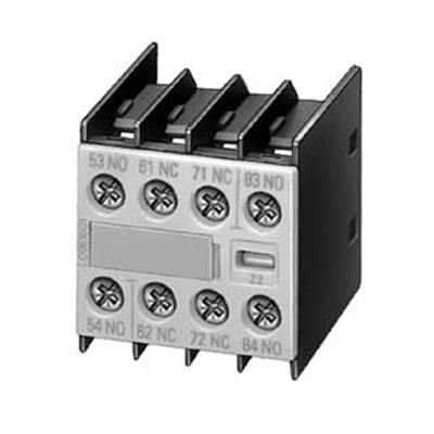 SIEMENS 3RH AUXILIARY CONTACT BLOCKS