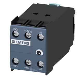 SIEMENS 3RT TIME-DELAYED AUXILIARY SWITCHES