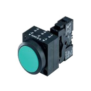Siemens 3sb3 Illuminated Pushbutton Plastic