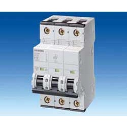 Siemens Triple Pole Mini Circuit Breaker Type 'c'