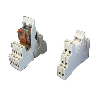 Miniature Plug-In Relays 2p & 4p