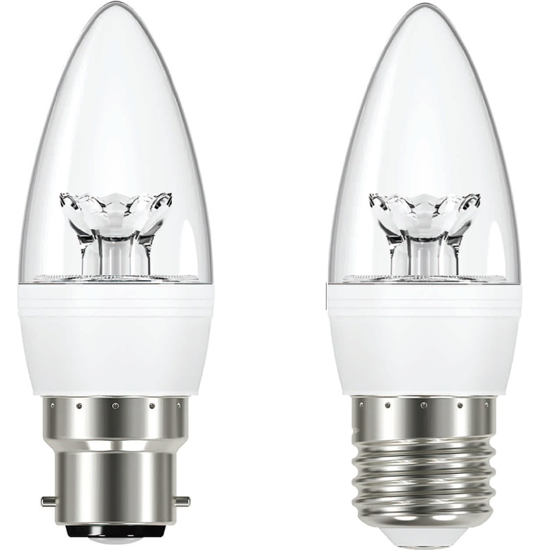 LED CANDLE LAMPS - 5.9W
