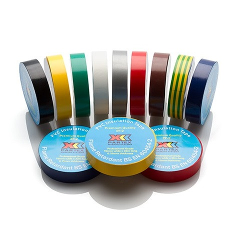 PVC Insulation Tape, 19mm X 33m