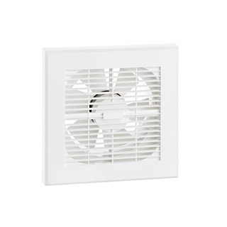 "Axial Extractor Fans With Pullcord And Overrun Timer 4"" And 6"""