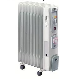 Oil Filled Portable Radiator