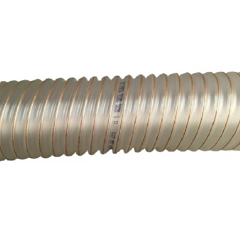 Superflex Pu R Polyurethane Suction Hose