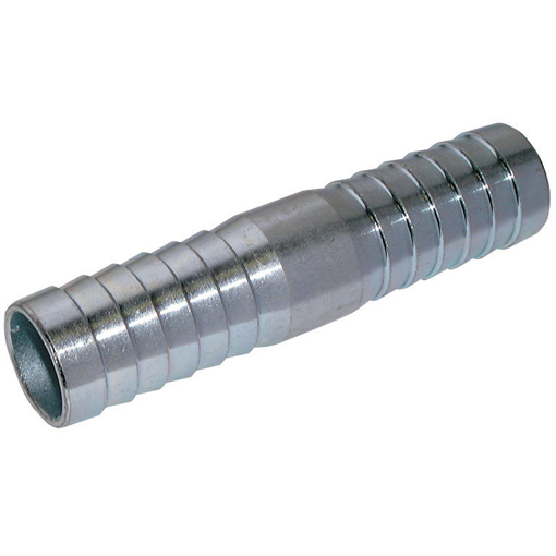 ZINC PLATED STEEL HOSE CONNECTOR / MENDER