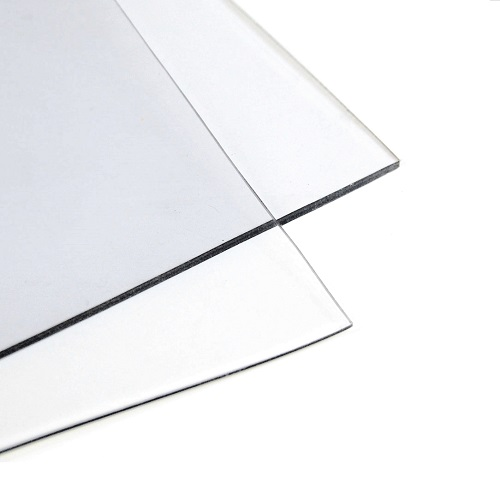 CLEAR POLYCARBONATE PLASTIC SHEETS