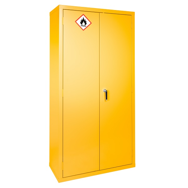 BEDFORD SAFETY FLAMMABLE CABINET
