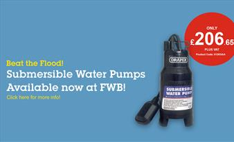 Draper Submersible Pump - Available Now!